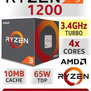 Ryzen R3 1200